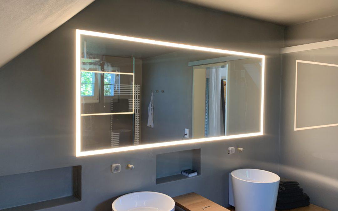 LED Installation Waldkirch 2019