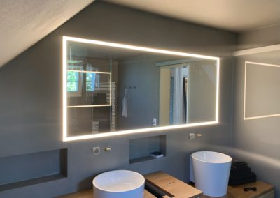 LED Installation, Waldkirch