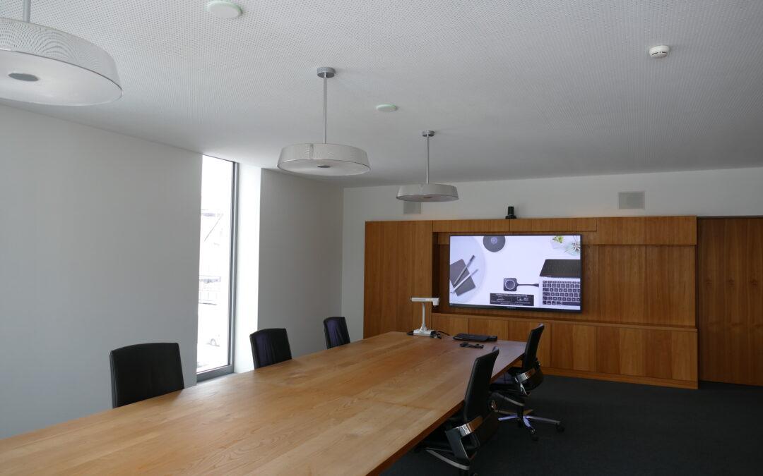 Raiffeisen Regio Uzwil Videokonferenzlösung 2021