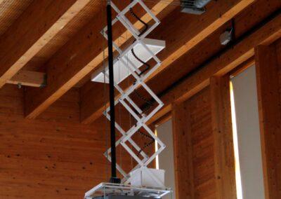 Multimedia Installation Oberstufenzentrum Oberbüren 2020